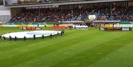 U21 Deutschland - Montenegro