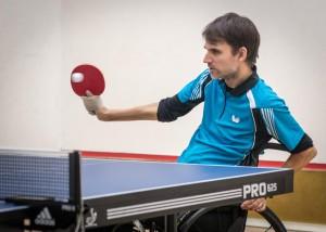 Holger Nikelis in Aktion